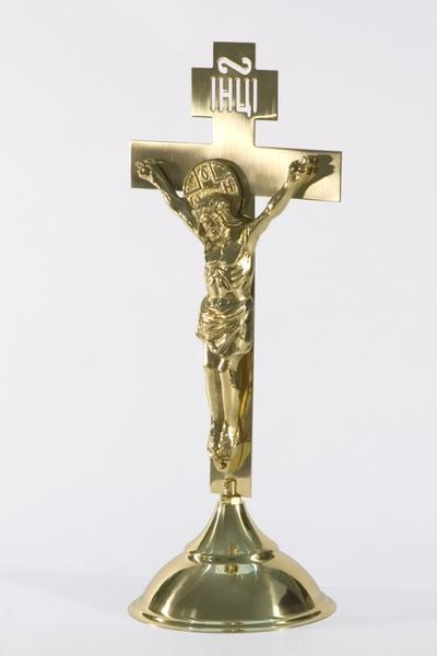 Напрестольный крест без камней