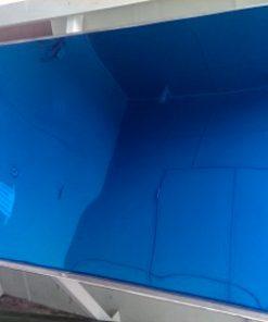 Нержавейка покрытая под синий булат