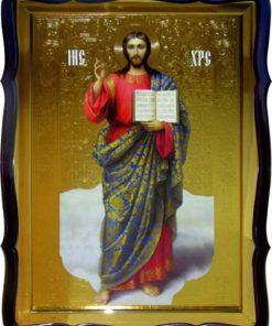 Спаситель ростовая икона в церковь