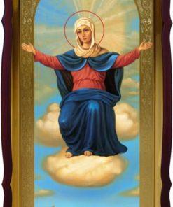 Икона Богородицы спорительница хлебов