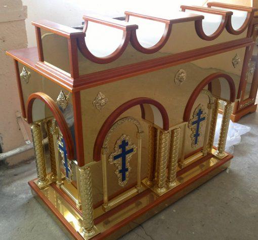 Стол для торговли свечами