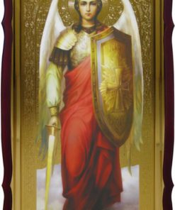 Архангел Михаил икона ростовая 120x60