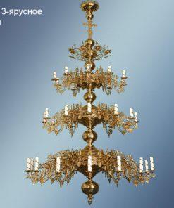 Светильники потолочные на 36 свечей