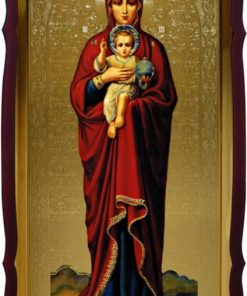 Икона Валаамской пресвятой Богородицы