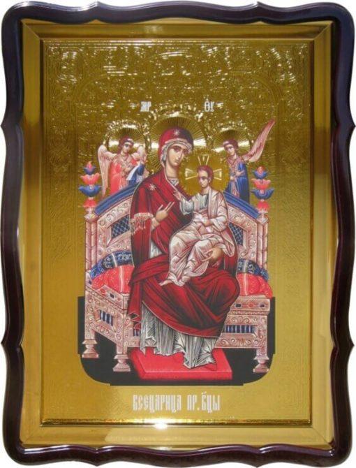 Икона пресвятой Богородицы Всецарица