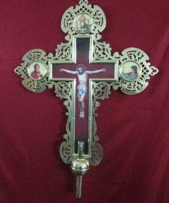 Виды православных крестов запрестольных